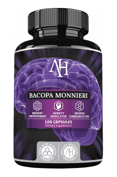 Recommended Bacopa Monnieri supplement with high bioactive substance content - Apollo's Hegemony Bacopa Monnieri
